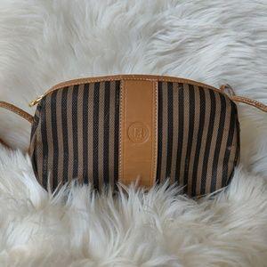 Authentic vintage Fendi crossbody purse